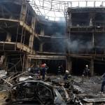 شمار کشته شدگان انفجار بغداد به ۱۶۷ تن رسید