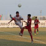 تساوی البدر بندرکنگ مقابل فولاد خوزستان+گزارش تصویری