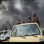 نیروهای عراقی به ۶ کیلومتری ساحل راست موصل رسیدند