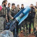 اشتهای سیری ناپذیر تکفیریها برای کشتار/استفاده از «گازهای سمی» در حمله به غرب«حلب»