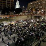 اعتراضات به نتایج انتخابات آمریکا به چهارمین شب کشیده شد/ مخالفان بهدنبال اختلال در مراسم تحلیف