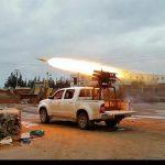پیشروی ارتش سوریه در منطقه «المیدعانی»/ آغاز عملیات تأمین امنیت جاده بینالمللی دمشق – حمص + نقشه