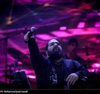 اجرای جشنواره ای مشکی پوشان با مژده انتشار آلبوم « این یعنی درد»