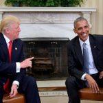 ترامپ: اوباما تماسهای من را شنود کرده است