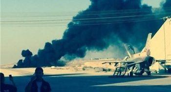 ارتش سوریه یک جنگنده اسرائیلی را سرنگون کرد