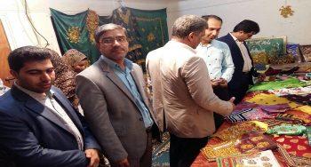 دومین مرکز خلاق صنایع دستی بندرلنگه در روستای بندرمعلم افتتاح شد