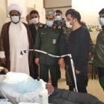 خدمت رسانی گروه جهادی پزشکی دانشگاه آزاد اسلامی در جزیره هرمز